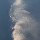 cloudy figure of weather by salvadorleary