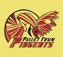 Pallet Town Pidgeots by Creative Outpouring