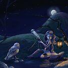 Star Gazing by Heather Rinehart