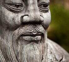 Confucius by Andrew Wilson