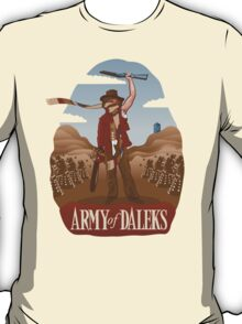 Army of Daleks T-Shirt