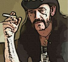 LEMMY by Terry Collett