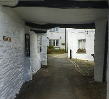 Vicarage Lane,Hawkshead by VoluntaryRanger