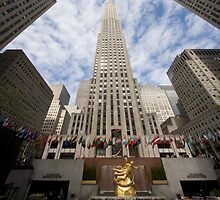 30 Rock Pan NY by JenniferW