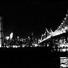 59th St Bridge & Power Plant by ARPunk