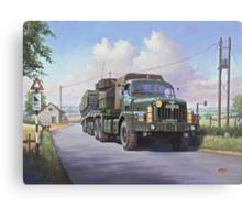 Thornycroft Antar Canvas Print
