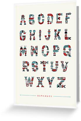 Alphabot by copywriter