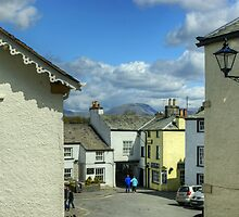 The Heart Of Hawkshead by VoluntaryRanger