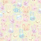 Too Many Bunnies! by jillhowarth