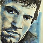 Henry Cavill-Thésée, featured in Shameless Self-promotion, Painters Universe by FDugourdCaput