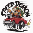 Speed Demon by ccourts86
