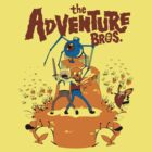 Adventure Bros. by Creative Outpouring