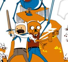 Adventure Bros. Sticker