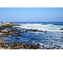 Beach Crumbs Photographic Print