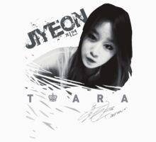 T-ara Jiyeon by ronairis