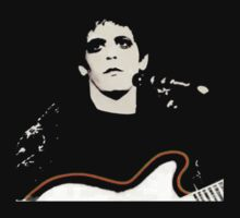 lou reed by artvagabond