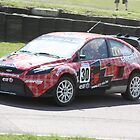 Francois Duval - Ford Focus ST T16 4x4 by Matt Dean