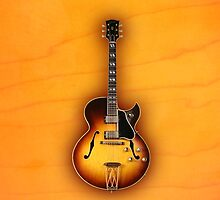 gibson jazz by rafi talby by RAFI TALBY