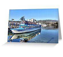 Silverholme on Lake Windermere.. Greeting Card