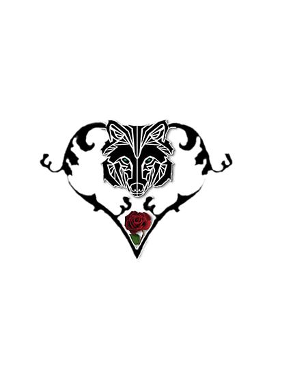 Wolf Design by sisterwolf