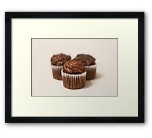 Chocolate Indulgence Framed Print