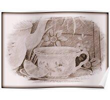 Tea Time © Poster
