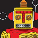 Robot No. 1 by Billy Davis