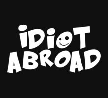 Idiot Abroad by personalized