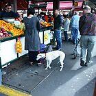 Queen Victoria market by Maggie Hegarty