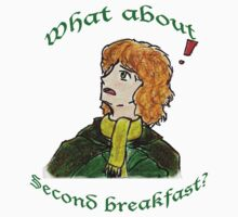 What about second breakfast? by Kootenai