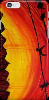 A Texas Sunrise by brandon lynch