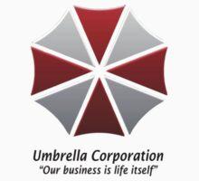 Umbrella Corporation by armeetat