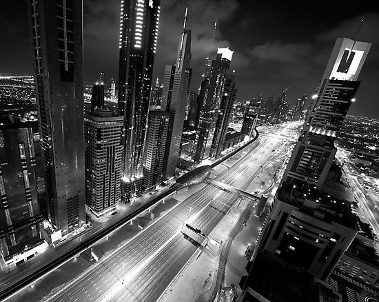 Gotham City by Sebastian Opitz