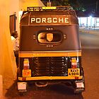 Porsche Designed Auto Rickshaw in Kochi, India by not-home.com - We Travel