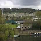 Bath Rugby tilt shift by James Taylor