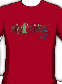12th Doctor Audition T-Shirt