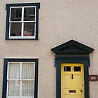 Yellow Door by Melodee Scofield