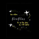 Fireflies by AHakir