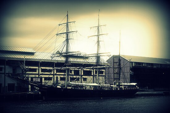 Tall Ship  by Evita