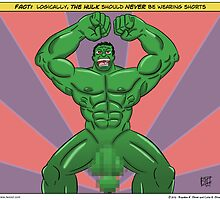 The True Form of Hulk by BrandonKO