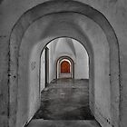 The Door At The End by Marzena Grabczynska Lorenc
