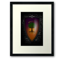 Ser Duncan the Tall: The Hedge Knight Framed Print