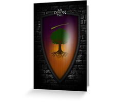 Ser Duncan the Tall: The Hedge Knight Greeting Card