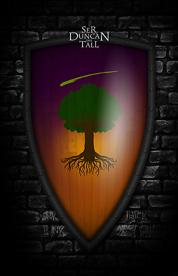 Ser Duncan the Tall: The Hedge Knight by huckblade
