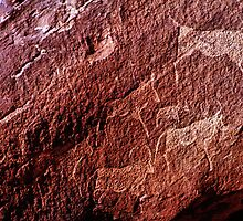 Rock Art in Africa by Carole-Anne