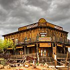 Goldfield Ghost Town - Peterson's Mercantile  by Saija  Lehtonen