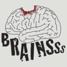 Zombies want Brainsss! by Manuel Horvath