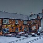 Queens Head Watnall by Steve Adams