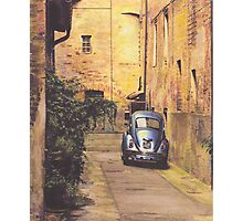 Alley Way Photographic Print