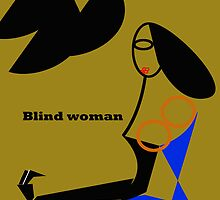 Another blind woman by Fathers
